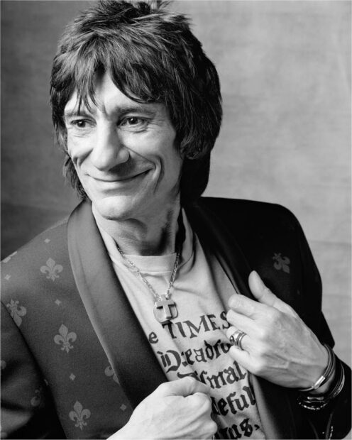 """RONNIE WOOD presenta """"Ghost of a Man"""", adelanto del álbum """"MR LUCK – A TRIBUTE TO JIMMY REED: LIVE AT THE ROYAL ALBERT HALL"""""""